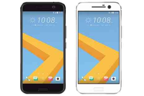 Mobile Phones Direct - HTC 10 32GB With 2GB data on 24 Month Contrac - Save 0%