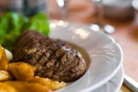Merrylee Road - Chateaubriand Steak Meal For Four With Wine - Save 56%