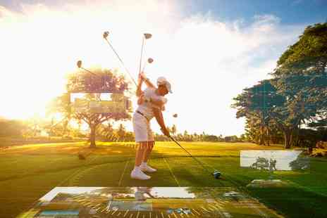 PGA Pro - 40 Minute Swing Assessment and Optional 60 Minute Lesson - Save 0%