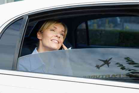 Go Airports - £25 Toward London Airport Transfer - Save 80%