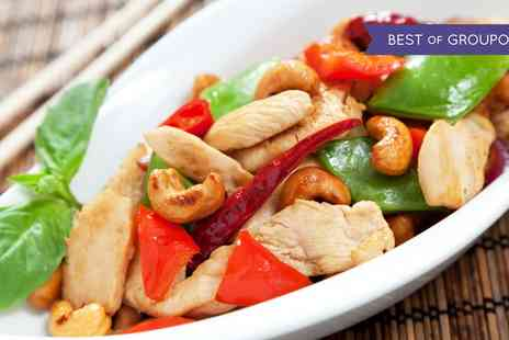 Gartcosh - Two Course Chinese Meal For Two or Four - Save 49%