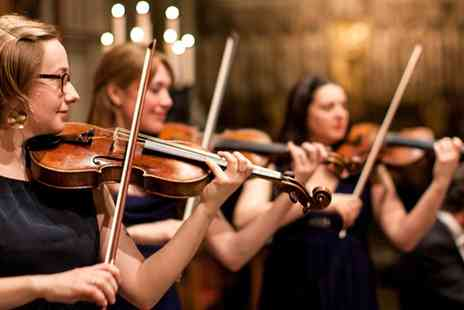 Southwark Cathedral - Christmas Baroque by Candlelight on 23 December - Save 43%