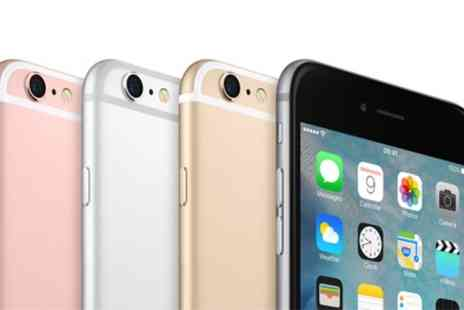 Affordablemobiles.co.uk - iPhone 6s Plus on 24 Month 5GB 4GEE Contract for £35.99 Per Month With Free Delivery - Save 85%