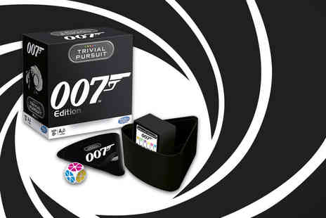 Linen Ideas - 007 James Bond Trivial Pursuit - Save 0%