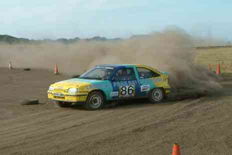Langley Park Rally School - Six lap rally driving experience - Save 58%