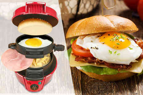 ViVo Technologies - Breakfast sandwich maker - Save 72%