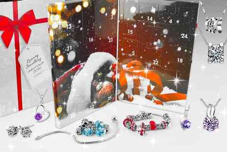 The Watch Supermarket - Luxury jewellery Christmas advent calendar - Save 87%