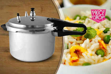 direct2publik - 7L, 9L, 11L or 13L pressure cooker - Save 73%