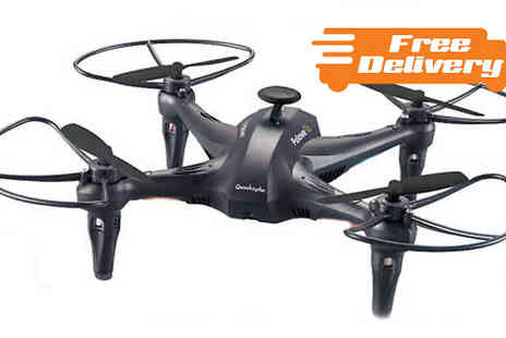 Karpe Deal SL - X6 HD Camera Drone With Auto Flight Return Function - Save 62%