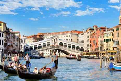 Hotel Savoia & Jolanda - Venice Stay with Breakfast & Murano Island Boat Trip - Save 0%