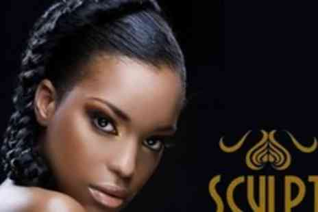 Sculpt Hair Gallery - Two Hour Vintage or Afro Caribbean and Multi-Textured Hair Styling Course For One - Save 64%