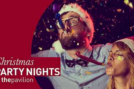 The Pavilion - The Pavillion Christmas Party Night Disco with Hog Roast, General Admission Tickets 3 or 22 December - Save 50%