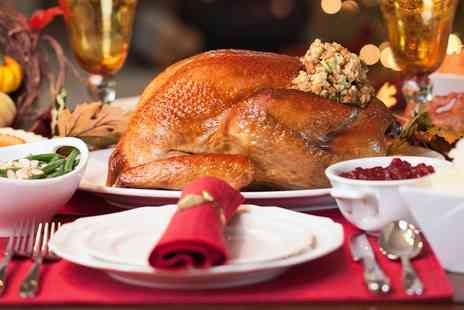 4500 miles to Delhi - Four Course Christmas Lunch Banquet for Two, Four or Six  - Save 57%