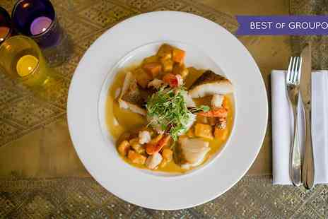 The Crazy Bear - English or Thai Signature Menu with Champagne - Save 65%