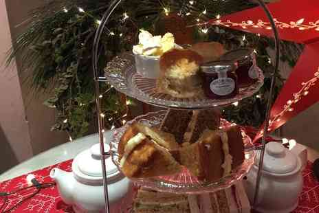 Stewarts - Festive Afternoon Tea for Two or Four - Save 0%
