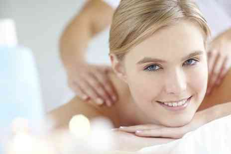 Complementary Healthcare Clinic - Full Body Massage with Optional Facial with Pauline - Save 56%