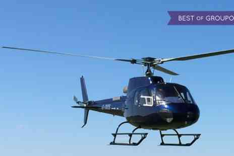 Heli Adventures - Helicopter Flight, Bridgnorth Flight or Sightseeing Tour - Save 44%