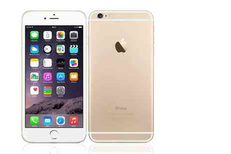 GPSK Ltd - Apple iPhone 6 Plus 16GB or 128GB Choose from space grey, gold and silver - Save 0%