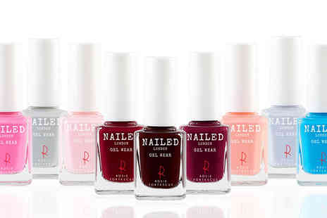 Fragrance and Cosmetics - 9 Go Getter Nail Polishes - Save 0%
