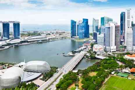 Forever Cruises - 14 Night Far East Cruise with Singapore Stay & Tours - Save 0%