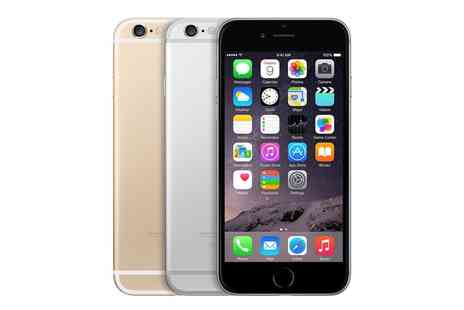 James Green - Refurbished Apple iPhone 6 16GB or 64GB With Free Delivery - Save 0%