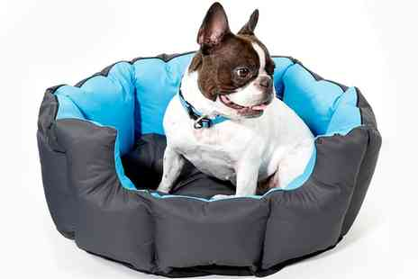 Groupon Goods Global GmbH - 51 Degrees North Storm Soft Pet Bed in Choice of Size and Colour - Save 0%