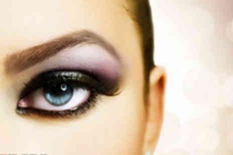 Mink London - Three hour eye makeup master class using MAC and other famous brands - Save 76%
