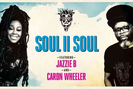 Koko - Soul II Soul on 4 December - Save 0%