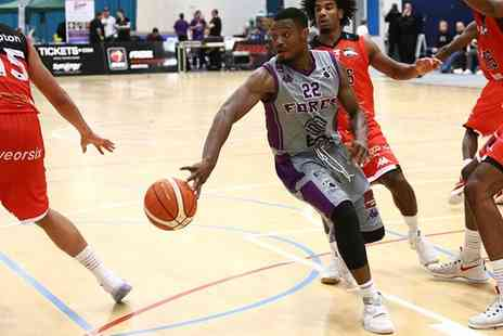 Leeds Force Basketball - Leeds Force Home Games, Adult or Family Tickets on 8 January, 19 February, 12 March - Save 44%