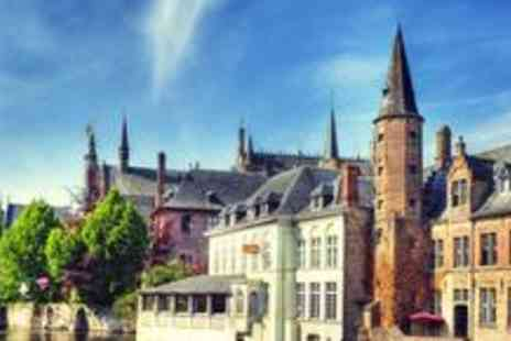 AA Getaways - Three night Bruges stay at the Floris Hotel Bruges - Save 43%