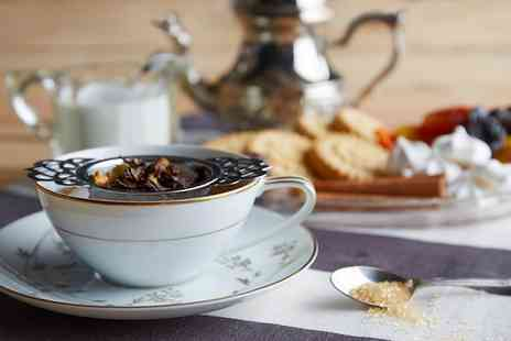 Hilton Basingstoke Hotel - Festive Afternoon Tea for Two or Four - Save 29%
