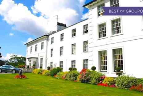 West Lodge Park - One Night Stay For Two with Breakfast and Three Course Dinner - Save 0%