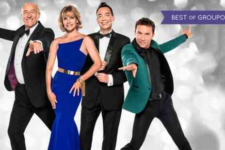 Superbreak - Strictly Come Dancing Tour Ticket to Sheffield, Leeds or Nottingham Show with Hotel Stay and Breakfast - Save 0%