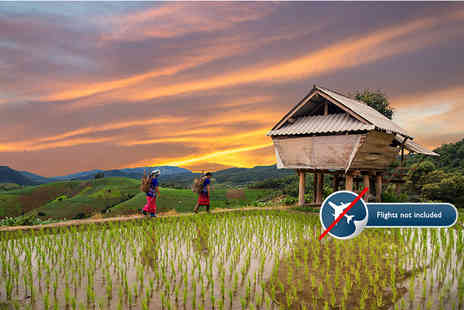 Getaway Halong Sapa - 13 day guided tour of Vietnam including accommodation, transport, cruise tour guide and select meals - Save 69%