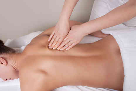 Pampered at Purdys - One hour aromatherapy massage - Save 44%