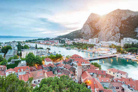 Deluxe Croatian Islands Cruise - Seven nights Stay in a Lower Deck Stateroom - Save 35%
