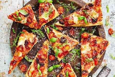 Jamie Oliver Cookery School - Pizza for Pros Class - Save 0%