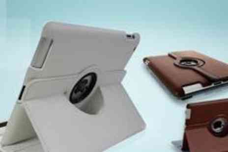 Bo vida - Rotating leather case for your iPad - Save 54%