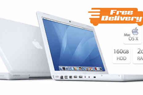Portable Universe - Apple Macbook 13 Inch 160GB HDD Grade A Refurb - Save 51%