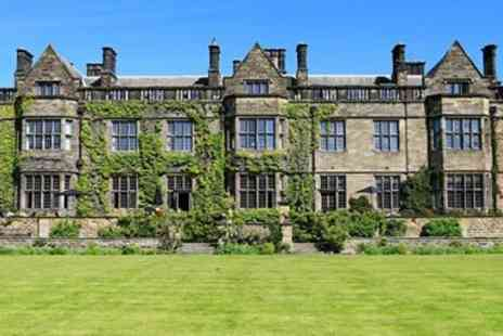 Macdonald Gisborough Hall Hotel - Yorkshire Country House Break including Dinner & Cream Tea - Save 0%