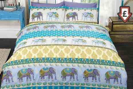 Groupon Goods Global GmbH - Jaipur Duvet Set - Save 0%