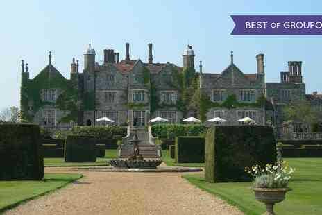 Eastwell Manor - Spa Day with Two 25 Minute Treatments, Refreshments and Lunch - Save 41%