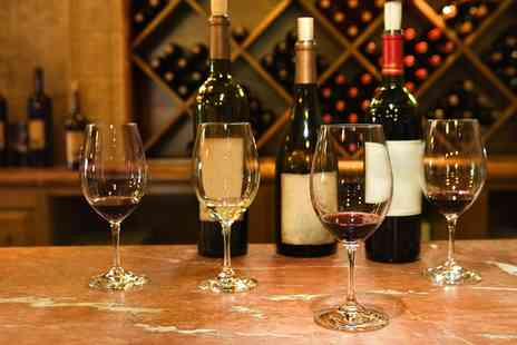 Sheldon's Wine Cellars - Wine Cellar Tour with Wine Tasting for One, Two or Four - Save 50%