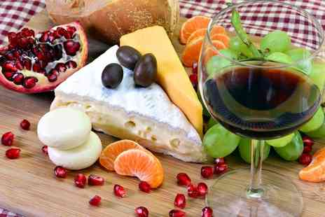 Pavilion Wine - Sharing Platter with Wine for Two or Four - Save 50%