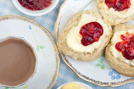 The Churchillian - Cream Tea for Two or Four - Save 0%