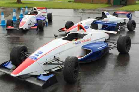 SWB Motorsport - Formula Ford Turbo or Renault Race Car Driving Experience for One or Two - Save 50%
