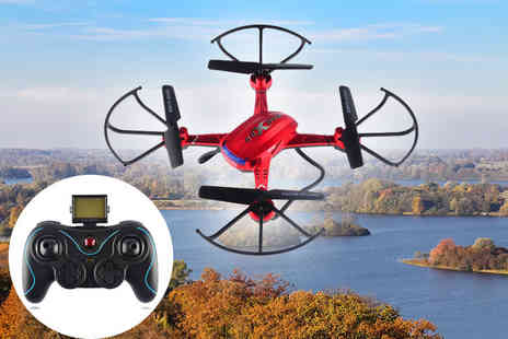 Globi Toys - Nibiru XR One remote controlled drone quadcopter with photo and video surveillance - Save 74%