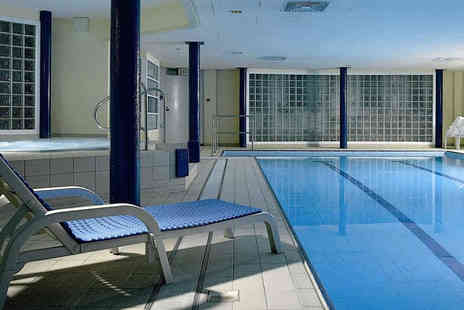 The Imperial Hotel - Afternoon tea and spa access for two people - Save 24%