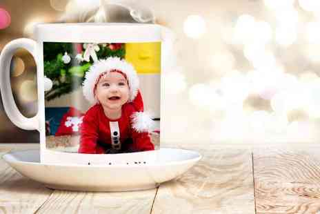 Harrier LLC - Personalised photo mug - Save 63%