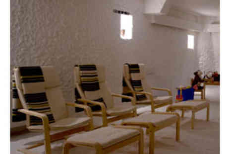 The Salt Cave - Therapeutic Salt Therapy Session  £12 - Save 66%